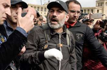 Armenian opposition leader says 'ready to lead' country