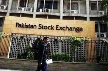 Pakistan Stock Exchange PSX Closing Rates 25 April 2018 (part 2)