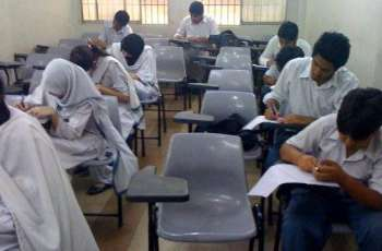 Intermediate exam to commence from May 5 in Multan