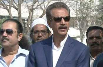 Mayor of Karachi inspects development works in Korangi