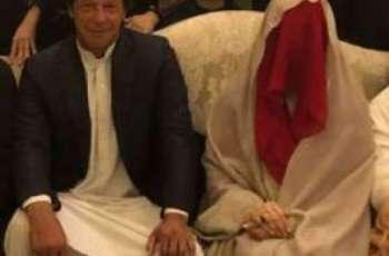 عمران خان تے بشری بی بی دے وکھ ہون دیاں خبراں: بشری بی بی دا ردعمل آ گیا