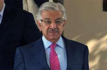 اسلام آباد ہائی کورٹ نے اقامہ کیس میں وزیر خارجہ خواجہ محمد آصف کو پارلیمنٹ کی رکنیت کیلئے نااہل قرار دیدیا