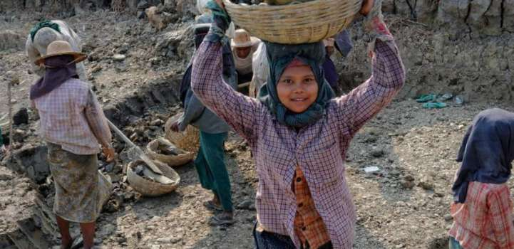 From Karachi to KPK Child labor on May Day