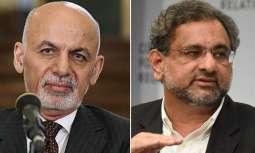 وزيراعظم ۽ افغان صدر ۾ رابطن وسيلي گڏيل مقصد حاصل ڪرڻ تي اتفاق