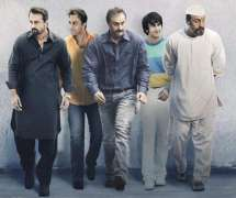 Sanju's first look shows five shades of Ranbir Kapoor as Sanjay Dutt