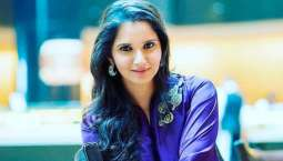 Sania Mirza exchanges interesting tweets with Indian journalist