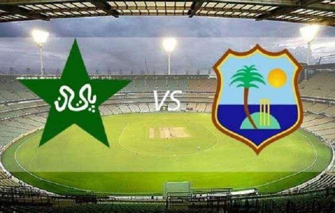 پاکستان و ویسٹ انڈیز نا نیام اٹ مسٹ میکو و آخریکو ٹی 20 کرکٹ میچ (اینو) سے شنبے آ گوازی کننگک