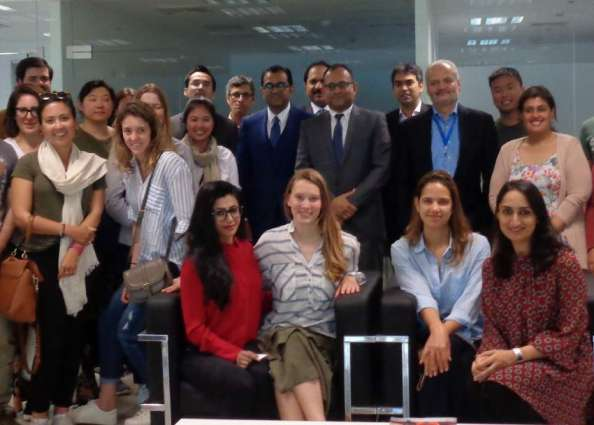London Business School Trek Visits Pakistan Microfinance