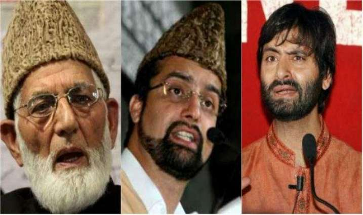 JRL denounces arrest of women Hurriyat activists in Pulwama
