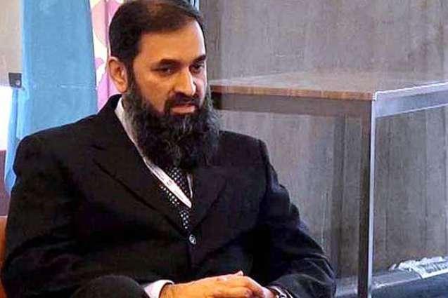 رئيس الوزراء الباكستاني يفتتح مشروع الطريق