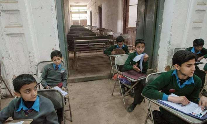 Education Being Provided To Deserving Students In Danish School