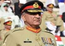 سفير دولة الإمارات العربية المتحدة لدى باكستان يلتقي رئيس أركان الجيش الباكستاني