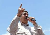 Maduro brushes off risk of new sanctions after Sunday's vote