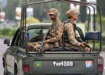 لاہور وچ دہشت گردی دا خطرہ  دہشت گرد لاہور اپڑ گئے،قانون نافذ کرن والے اداریاں نے شہر بھر دی سکیورٹی سخت کر دتی