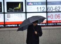 Tokyo's Nikkei closes up on weak yen 21 May 2018