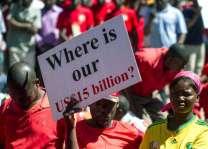 Zimbabwe parliament summons Mugabe to May 23 hearing