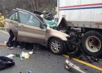 جدہ اچ حادثہ، 3بندے جاں بحق، 3 زخمی