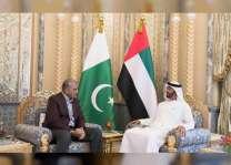 رئيس أركان الجيش الباكستاني يزور دولة الإمارات العربية المتحدة ويلتقي ولي عهد أبوظبي