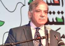 PML-N politicians meet Shehbaz Sharif