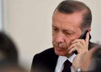Turkey's President Recep Tayyip Erdogan congratulates Maduro after controversial election win