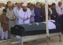 Sabika Sheikh laid to rest in Karachi amid tears