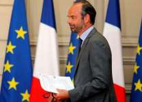 France's Prime Minister Edouard Philippe cancels Israel trip: official