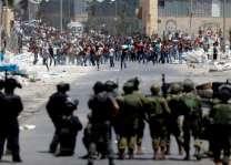 اعتقالات وإصابات في الضفة وطائرات الاحتلال تقصف غزة