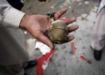 One killed, three injured in hand-grenade explosion in Tank