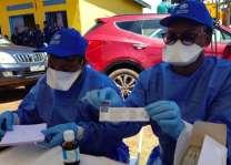 DR Congo Ebola outbreak on 'epidemiological knife edge': WHO