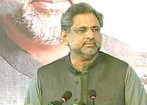 PML-N government established solid economic base for country in five years: Prime Minister Shahid Khaqan Abbasi