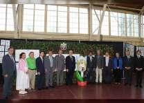 سفارة الدولة لدى أوتاوا تشارك في أكبر احتفال للزهور بالعالم