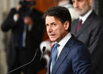 Italian populist PM nominee begins work on forming cabinet