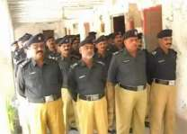 Prizes distributed among 270 police officials in Faisalabad