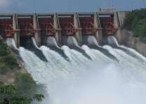 The Indus River System Authority (IRSA) releases 122,000 cusecs water