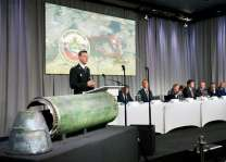 Dutch, Australia 'hold Russia liable' for downing MH17