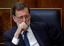 Spain's Socialists file no-confidence motion against Rajoy over graft