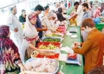 Rs 864,000 fine imposed on profiteers during Ramadan