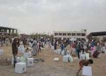 رابطة العالم الإسلامي تدشن الحملة الثانية لإغاثة 75 ألف نازح في العمق اليمني