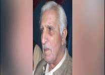 Novelist Mazhar Kaleem, known for Imran Series, laid to rest