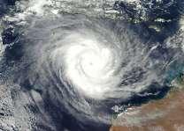 وفاة شخصين وفقد ثلاثة اخرين جراء الاعصار المداري