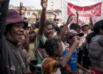 Madagascar ruling party says 'open to' talks to end crisis