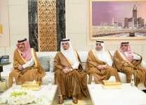 وزير الداخلية السعودي يستقبل وزير الداخلية الباكستاني