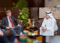 """""""كهرباء دبي"""" تبحث تعزيز التعاون مع شركة """"فالميت"""" الفنلندية"""