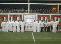 شرطة عجمان تطلق منافسات البطولة الرمضانية لنزلاء المؤسسة العقابية