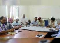 """بدعم من """"الهلال الأحمر"""".. فتح 8 مظاريف لمشاريع بقطاع التعليم في الضالع"""