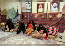 """""""تراث الإمارات"""" يواصل فعاليات مهرجانه الرمضاني"""