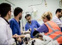Surgeons, supplies being sent to Gaza to meet overwhelming medical needs :ICRC