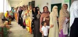 Pakistan's new election law encourages women participation in election process: US HR Report