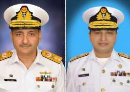 Two commodores of Pakistan Navy promoted as Rear Admiral