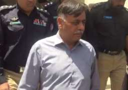 Rao Anwar fails to appear before ATC due to deteriorating health